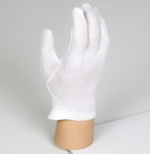 Cotton Serving Gloves White