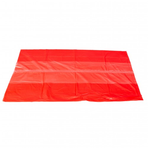 Economy Red Laundry Bag